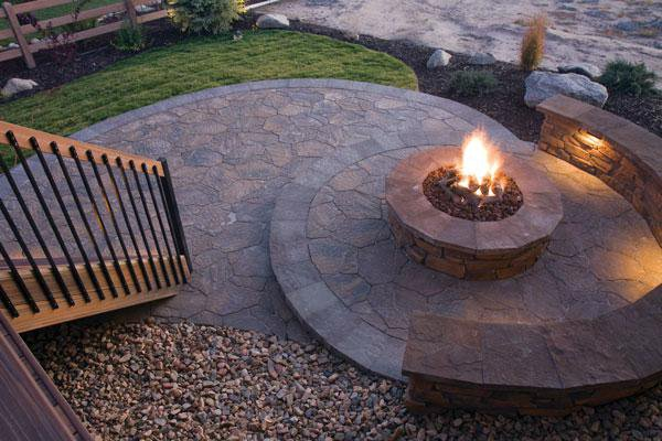 Do it yourself firepit solutioingenieria Image collections