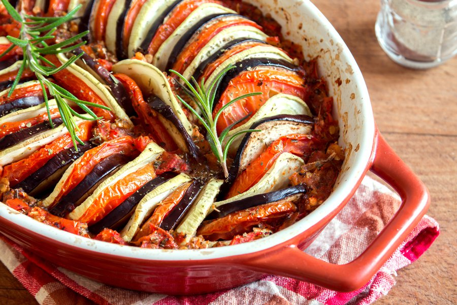 Ratatouille recipe courtesy of the food channel forumfinder Images