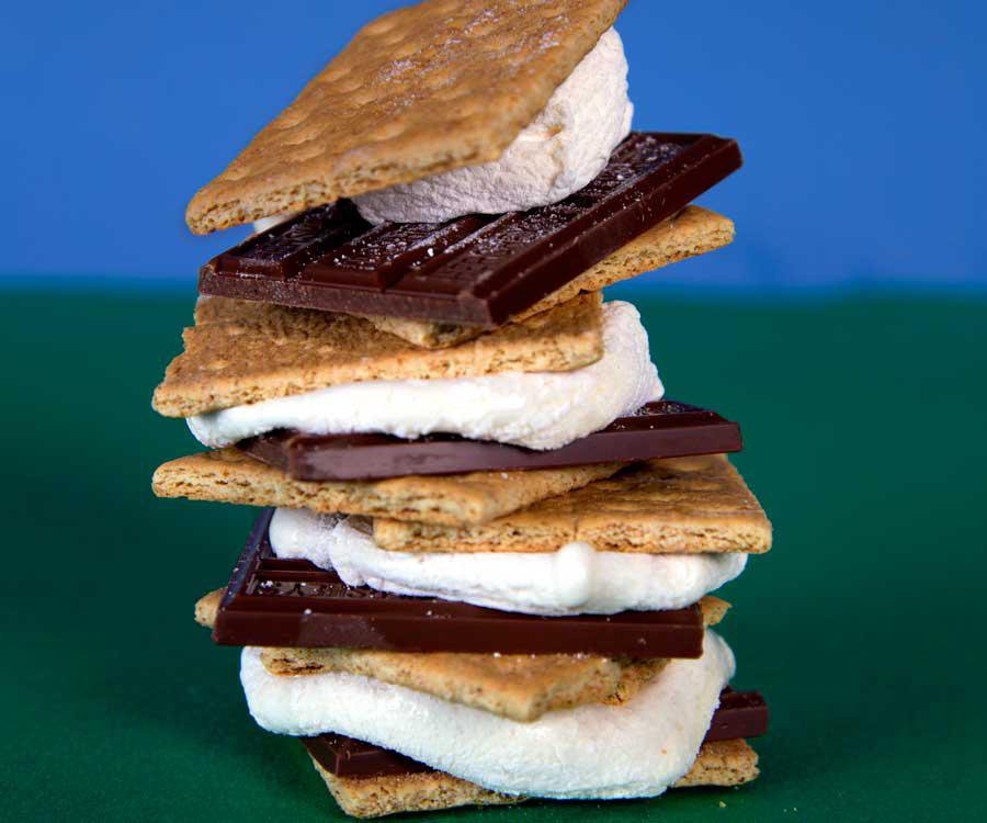 You'll want more s'mores when they're made with KatieMade marshmallows.