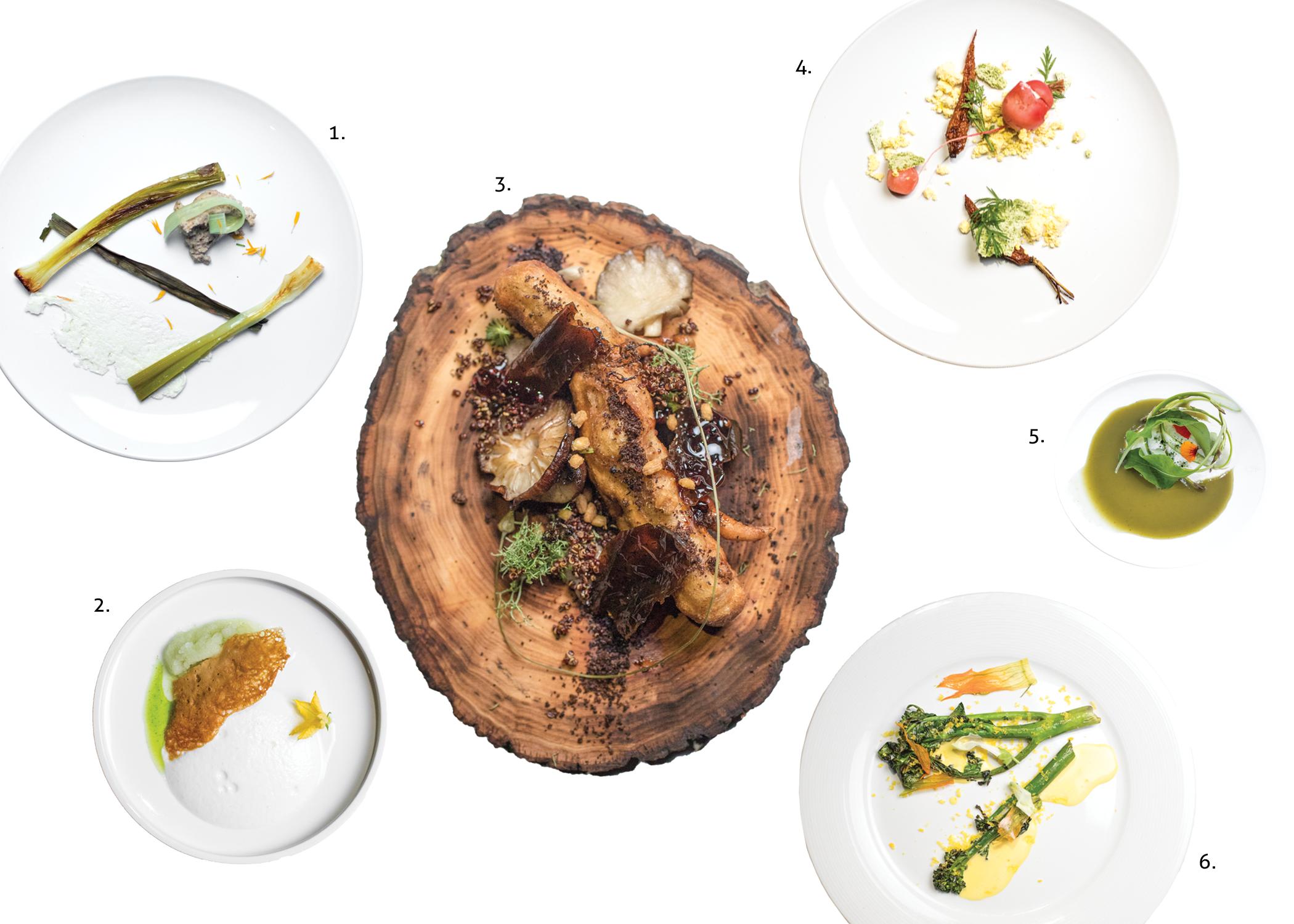 Canvas, A New Pop-Up Restaurant