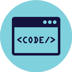 game of codes coding icon
