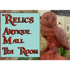 Relics Antique Mall and Tea Room