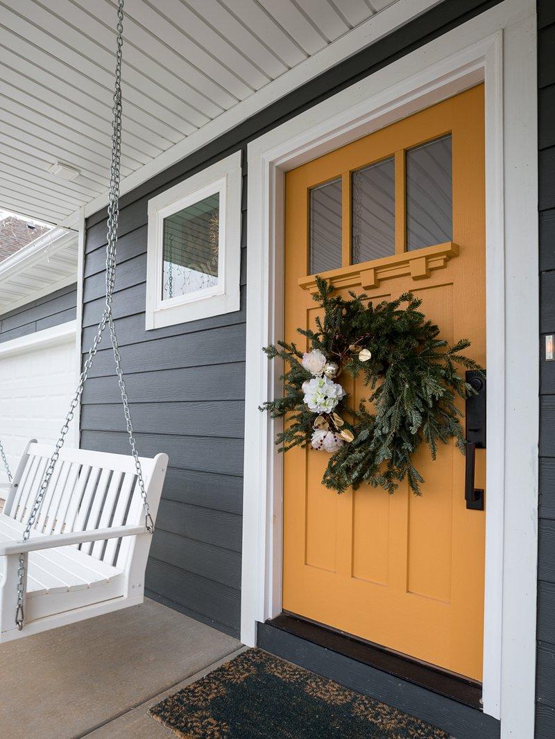 hornickle front door