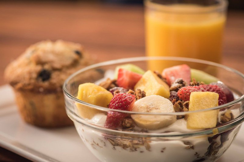 First Watch Sunrise Granola Bowl