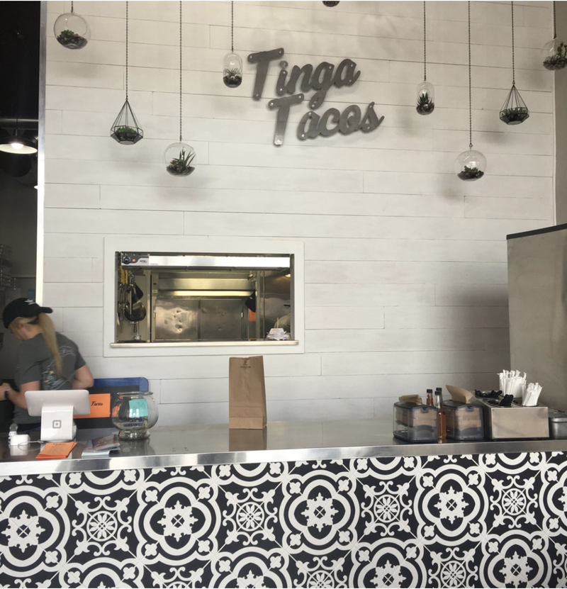 Tinga Tacos Kitchen