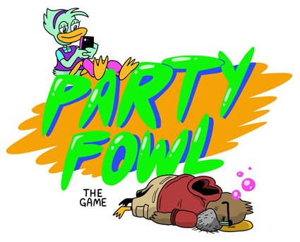Party Fowl art